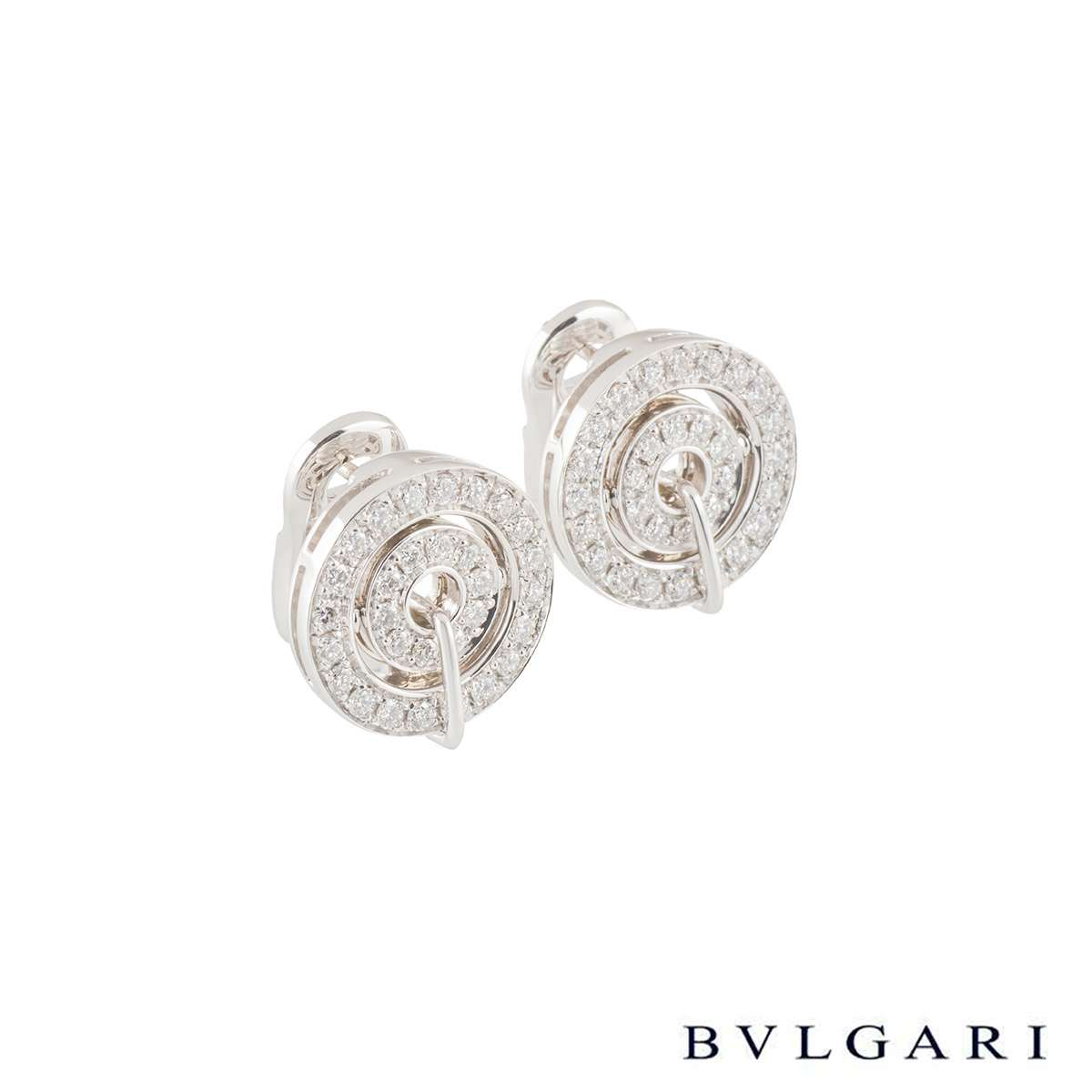Bvlgari Astrale Diamond Earrings